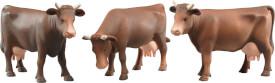 Bruder 02308 Kuh braun sortiert