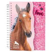 Depesche 8937 Horses Dreams Notizbuch