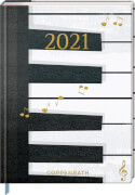 Mein Jahr 2021 - Piano (All about music)
