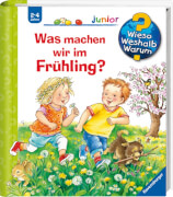 Ravensburger 32659 Wieso? Weshalb? Warum? Junior 59: Was machen wir im Frühling-