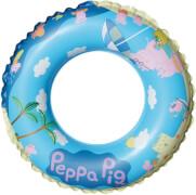 Happy People 16265 Peppa Pig Schwimmring, aufgeblasen ca. 45 cm,